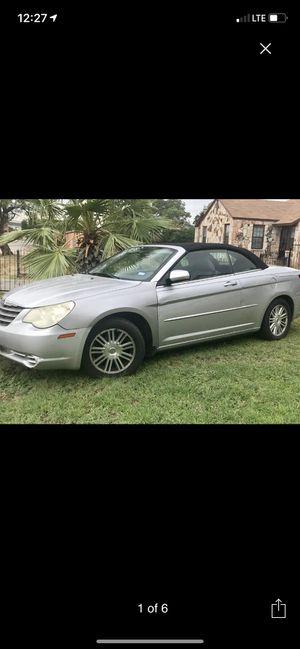 Chrysler Sebring convertible for Sale in San Angelo, TX