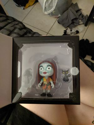 Nightmare before Christmas 25th anniversary Sally vinyl figure for Sale in New Port Richey, FL
