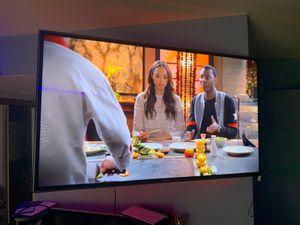 55inch Samsung smart tv . for Sale in Hyattsville, MD