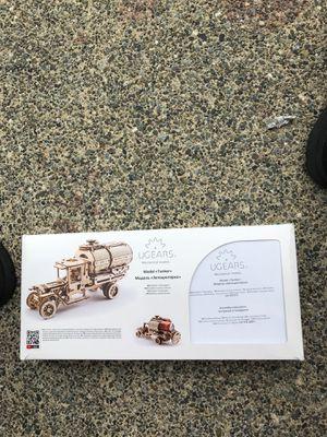 UGEARS Mechanical models (Tanker) for Sale in Lake Stevens, WA