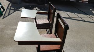 Individual desk left and right hand for Sale in Fontana, CA
