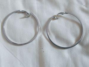 Vintage LH Seagal silver earrings for Sale in Alameda, CA