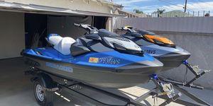 2020 Seadoo and dual trailer 2020 for Sale in Pico Rivera, CA