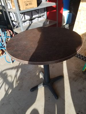 Bar table 30 inch for Sale in Oceanside, CA