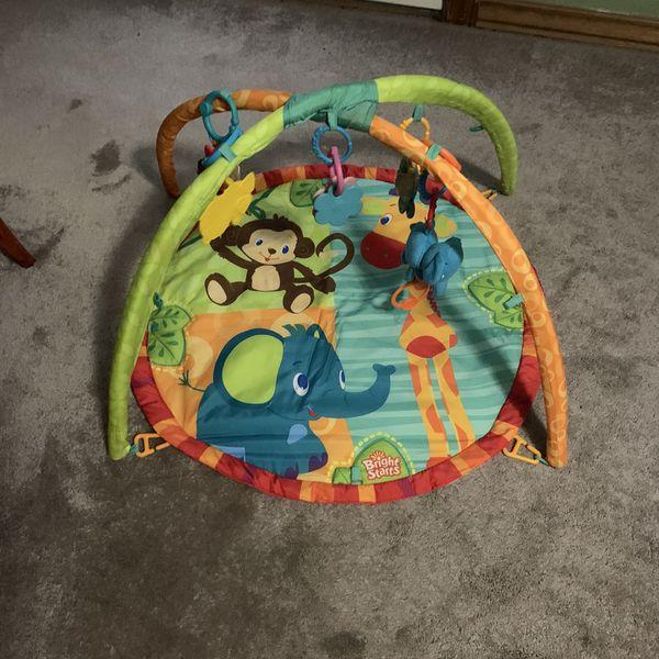Infant Play Floor Mat