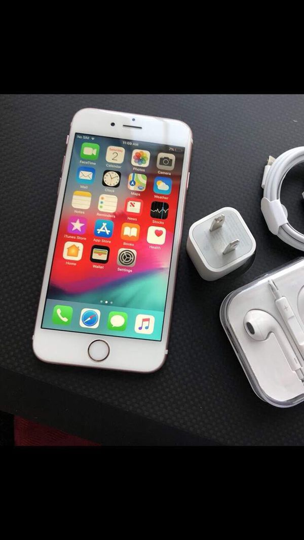 iPhone 6s just like NEW EXCELLENT CONDITION ( Factory UNLOCKED)
