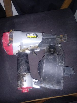 Central pneumatic roofing gun for Sale in Pittsburgh, PA