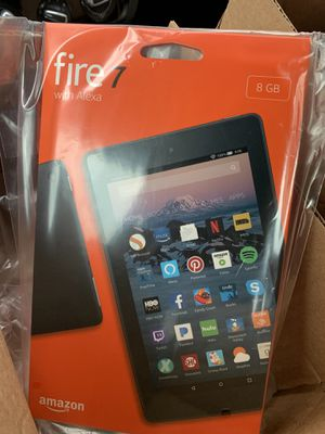Amazon tablet fire 7 for Sale in Tampa, FL