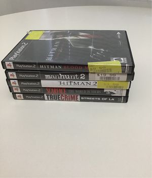PS2 Mobster games for Sale in Miami, FL