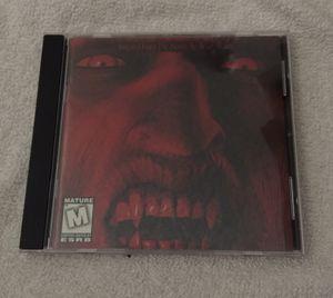 Dracula Resurrection PC Game Disc for Sale in Honolulu, HI
