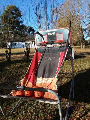ESPN 2 Player EZ Fold Arcade Basketball Game w/LED Scoring for Sale in Whitehouse, TX