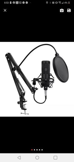 Newest best mic with the best quality going right now for Sale in Louisville, KY
