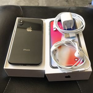 Unlocked iPhone X 64gb PERFECT! for Sale in Mill Valley, CA