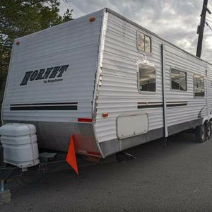 2006 Rv Trailer Slide Out 35 Footer In Good Condition for Sale in Modesto, CA