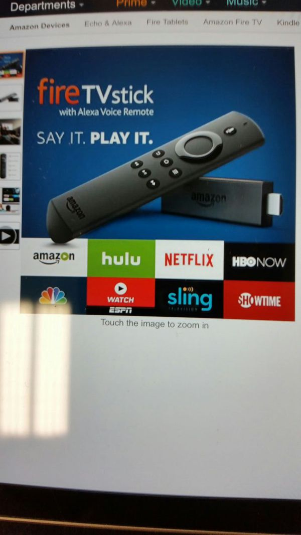 Amazon Firestick New in Box