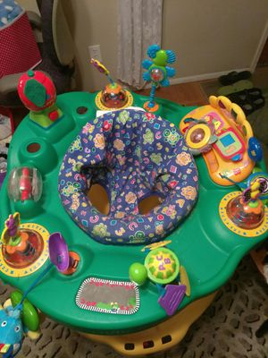 Exersaucer for childs play for Sale in Tacoma, WA
