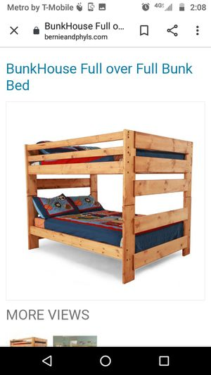 Bunk bed for Sale in San Diego, CA