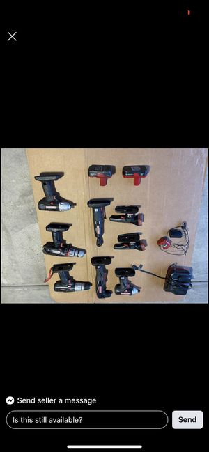 Craftsman Tools for Sale in Lubbock, TX