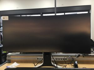 Alienware 34inch curved monitor for Sale in Chicago, IL