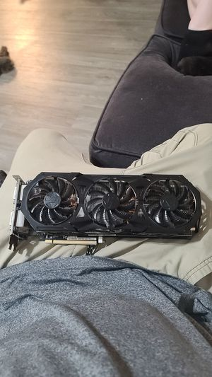 Nvidia GeForce GTX 960 G1 Gaming Windforce Edition 4GB for Sale in Fort Worth, TX