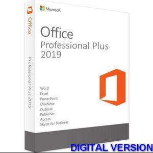 Physical Microsoft Office 2020/2019 Copy for Sale in San Bernardino, CA