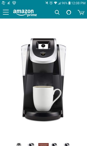 Keurig 2.0 K200 Brewing System / coffee machine for Sale in Fort Worth, TX