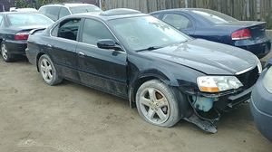 2003 Acura 3.2L TL type S #075597. Parts only. U pull it yard cash only. for Sale in Hillcrest Heights, MD