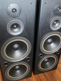 Technics Speakers for Sale in Silverado,  CA