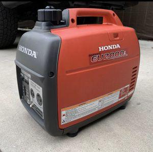 Honda eu2000i generator for Sale in Long Beach, CA