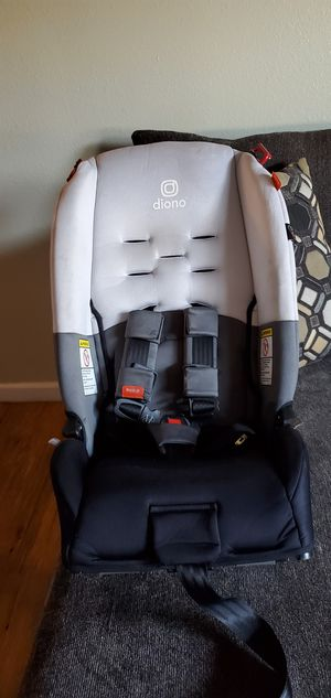 Diono convertible car seat $100 for Sale in Fresno, CA