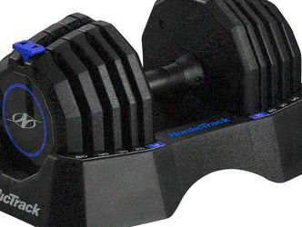 Nordictrack 50 lb Adjustable Dumbbell Weight Set - 100 lbs Total for Sale in Santa Ana,  CA