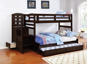 Twin/Full Bunk Bed for Sale in Antioch, CA
