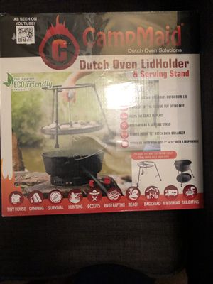 Dutch Oven LidHolder & Stand for Sale in Rockville, MD