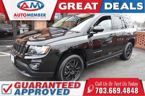2016 Jeep Compass for Sale in Leesburg, VA