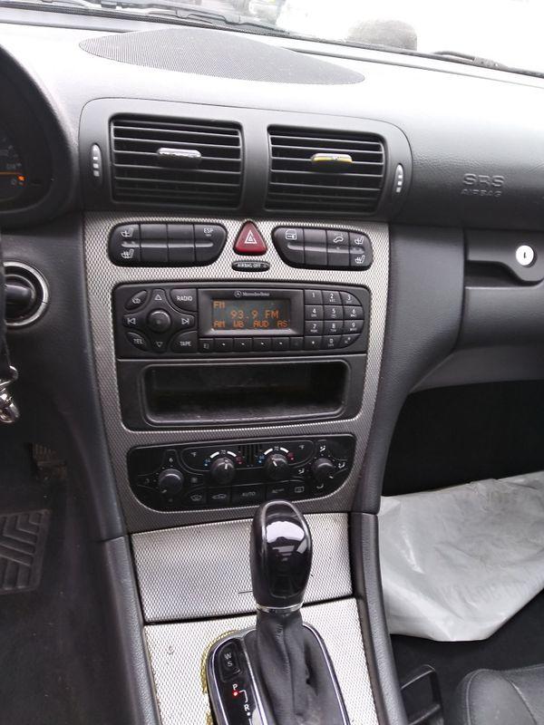 2003 Mercedes-Benz C 320