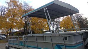 24' Pontoon Boat for Sale in Wonder Lake, IL