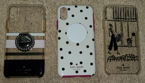Kate Spade iPhone X cases for Sale in Denver, CO