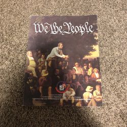 We The People Educational Book for Sale in Meridian,  ID
