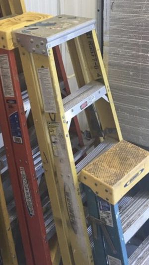Ladders all sizes -- for Sale in Columbia, MD