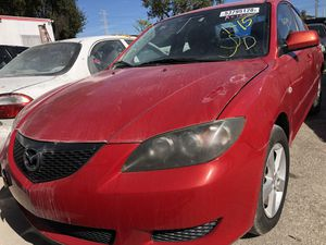 2005 Mazda 3i/ parts only for Sale in Riverview, FL