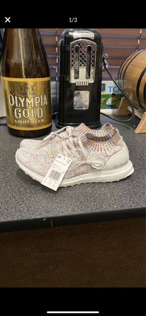 Adidas Ultra Boost Uncaged Brand New Size 9 1/2 Men's for Sale in Scottsdale, AZ