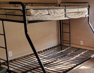 Metal bunk beds for Sale in Phoenix,  AZ