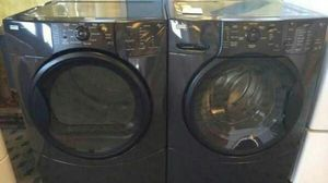 Kenmore Elite Front Load Washer and Dryer for Sale in Atlanta, GA