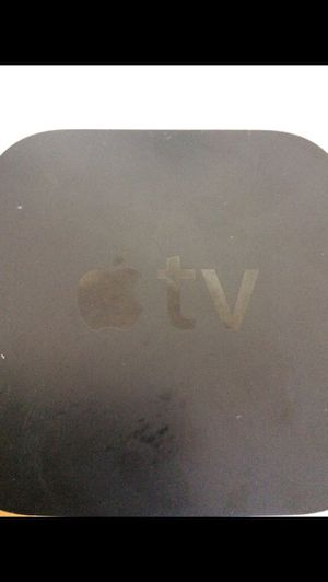Apple tv - second generation for Sale in Chicago, IL