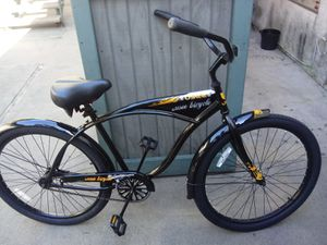 Bike beach cruiser size 26 new for Sale in Montebello, CA