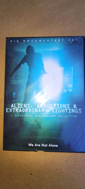 Alien documentary. for Sale in Orlando, FL