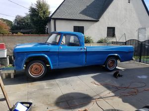 1970 dodge d100 for Sale in Chino, CA