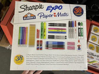 BACK 2 SCHOOL KIT 38 COUNT for Sale in Ontario,  CA