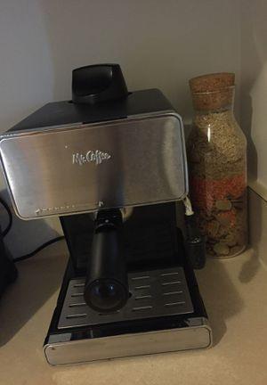 Mr. Coffee coffee and espresso maker for Sale in Dearborn, MI