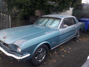 1966 Mustang (Still Runs!!!) 100% original parts for Sale in Portland, OR